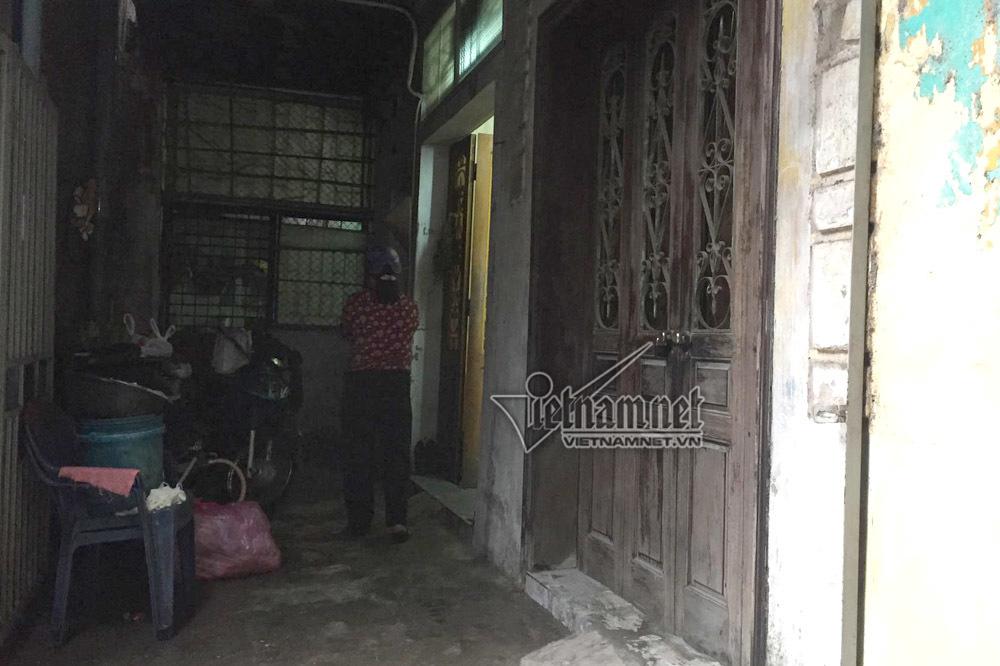 Hiện trường vụ thầy bói truy sát nhà thầy cúng ở Nam Định