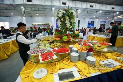 Chuyện chưa kể nơi bếp ăn đại bản doanh 3.000 người ở Thượng đỉnh Mỹ-Triều