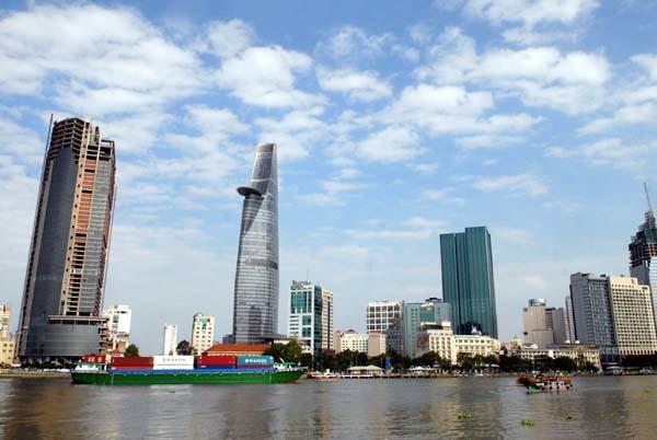 thành phố Hồ Chí Minh,Vì Việt Nam hùng cường,kinh tế Việt Nam