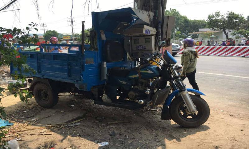 Nam sinh thiệt mạng vì chạy xe máy ngược chiều trên quốc lộ