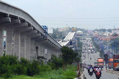Hết lương, Ban quản lý đường sắt đô thị TP.HCM xin ứng 39 tỷ đồng