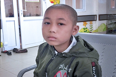 Bị u não, cậu học sinh 16 tuổi giành giật sự sống từng ngày