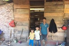 Gia đình anh Tòng Văn Kiên - Lai Châu