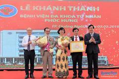'Bệnh viện gia đình' đầu tiên ở Quảng Ngãi