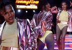 Người mẫu 70 tuổi quậy tưng trên sân khấu như ngôi sao hiphop