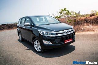 Xe Innova siêu tiết kiệm chỉ hơn 500 triệu đồng ở Ấn Độ