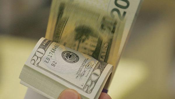 Tỷ giá ngoại tệ ngày 8/3: USD tăng vọt, Euro tụt giảm