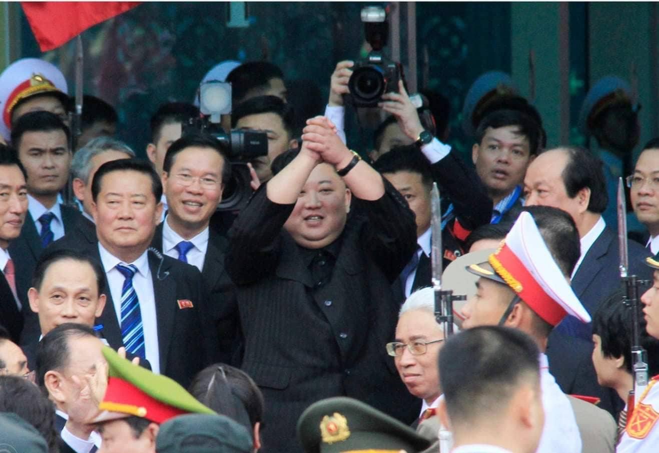 Kim Jong Un,Ga Đồng Đăng,Thượng Đỉnh Mỹ Triều,Hội Nghị Mỹ Triều,Hội Nghị Thượng Đỉnh Mỹ Triều,Chủ Tịch Triều Tiên