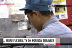 Nhật Bản có thể nới lỏng quy chế đối với thực tập sinh kỹ năng nước ngoài