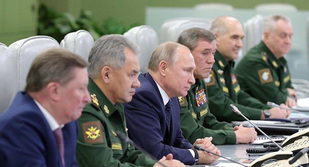 Tổng thống Putin ký sắc lệnh ngừng INF với Mỹ