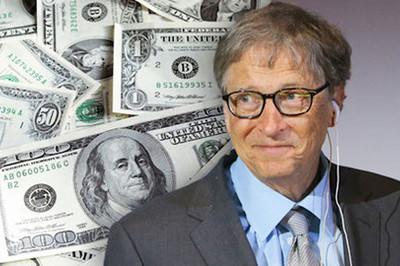 Tỷ phú Bill Gates tiêu tài sản 93 tỷ thế nào?