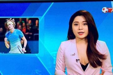 MC, biên tập viên mặc gợi cảm lên truyền hình gây xôn xao