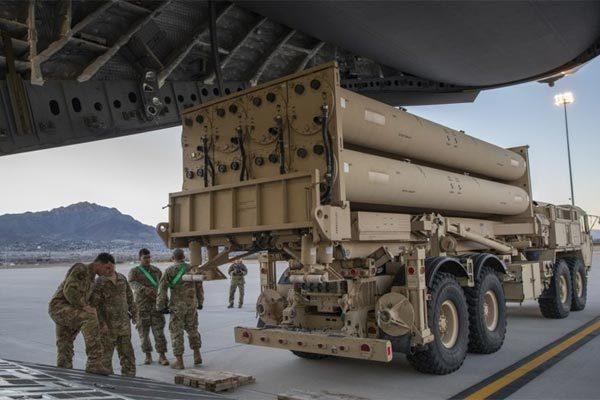 Trung Đông sôi sục, Mỹ điều lá chắn tên lửa tối tân tới Israel