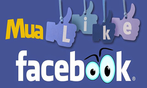 Facebook,Like ảo