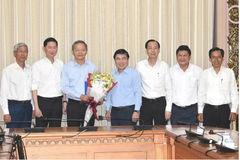 TP.HCM bổ nhiệm hàng loạt nhân sự chủ chốt trong tháng 4