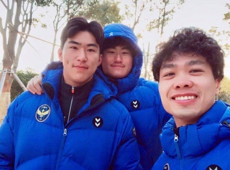 Công Phượng 'thả tim' gây sốt, tuyên bố lấy suất đá chính Incheon