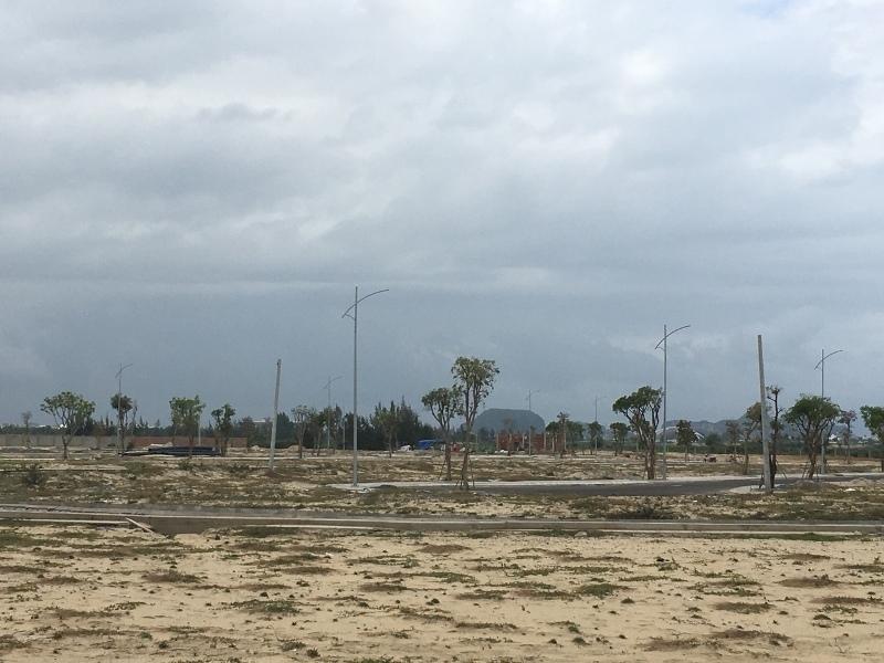 Giá đất Đà Nẵng nóng bỏng tay, Chủ tịch huyện ra công văn khẩn 'dẹp loạn'