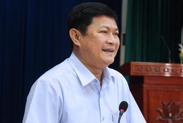 Phó chủ tịch TP.HCM Huỳnh Cách Mạng đã ra viện