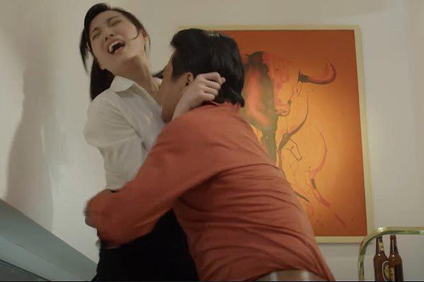 Diễn viên 9X chấp nhận bị đụng chạm thật khi đóng phim