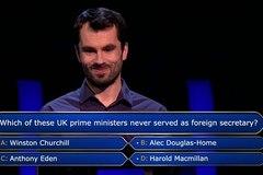 Thầy giáo điển trai rớt ngôi vị triệu phú vì câu hỏi cuối cùng, mang về 15 tỷ