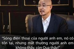 Ông Đặng Lê Nguyên Vũ nói về sự phi thường của bản thân: Mắt nhìn được sóng ĐT, hiểu mọi khoa học, kể cả trường sinh bất tử