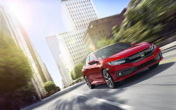 Ra mắt phiên bản mới Honda Civic 2019
