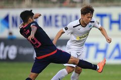 HAGL thua đau, Hải Phòng thắng Khánh Hòa siêu kịch tính