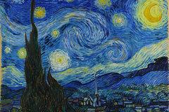 Triển lãm tranh của Van Gogh bằng công nghệ hiện đại