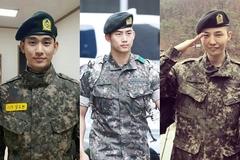 G-Dragon bị chỉ trích vì Kim Soo Hyun, Taecyeon thăng chức khi tại ngũ