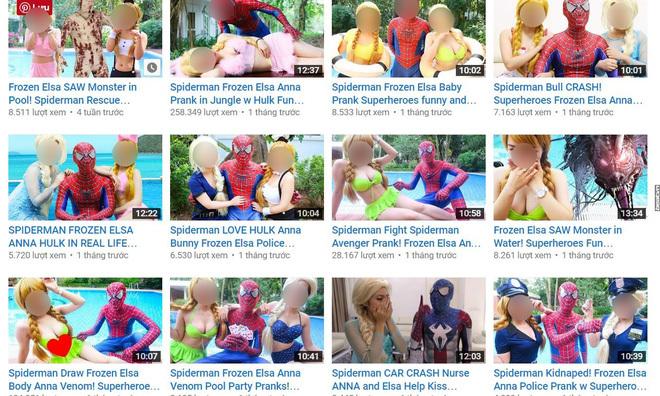 Sau series hoạt hình nhảm nhí Elsa, Yeah1 tiếp tục trả giá vì video bẩn?