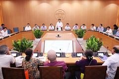 Hà Nội cấm livestream hình ảnh tiếp công dân