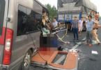 Vụ xe khách lao thẳng đuôi xe container: Thêm cán bộ công an tử vong