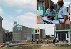 Ồ ạt xây nhà trái phép ở vùng ven Sài Gòn