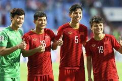 Bảng xếp hạng vòng loại U23 châu Á 2020