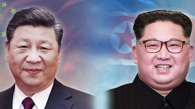 Triều Tiên,Trung Quốc,Kim Jong Un,Tập Cận Bình