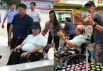 """Fan sửng sốt vì """"đại ca"""" phim võ thuật Hồng Kim Bảo tiều tụy khi đi siêu thị"""