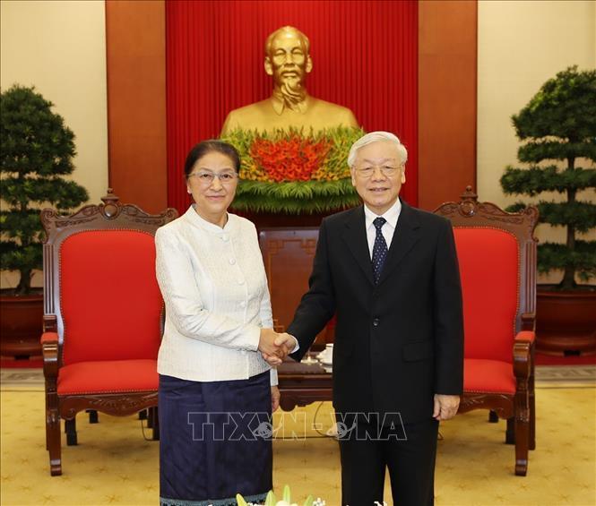 quan hệ Việt-Lào,Việt-Lào