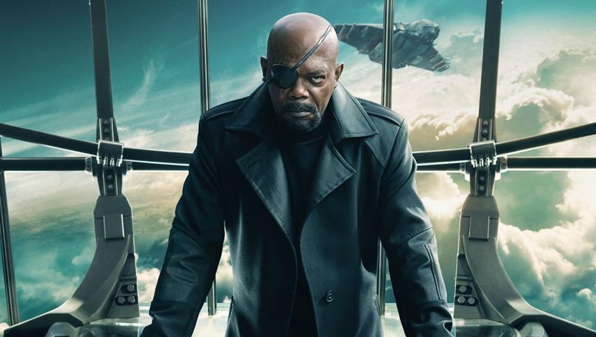 'Nick Fury' Samuel L. Jackson - từ vũng bùn nghiện ngập đến 13 tỷ USD