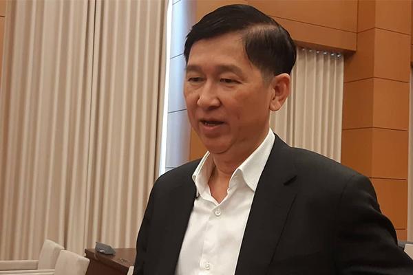 TPHCM,cấm xe máy,phó chủ tịch TPHCM,Trần Vĩnh Tuyến