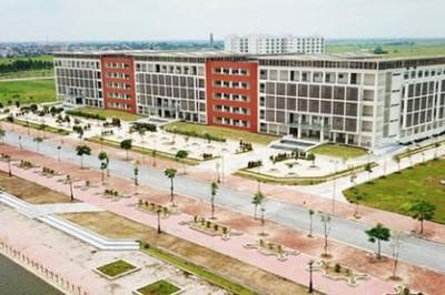 Thiếu vốn trầm trọng: Khu đô thị đại học 10 năm hoang vắng
