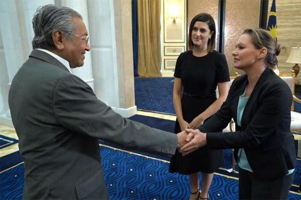 Malaysia,MH370,Mahathir Mohamad,máy bay mất tích,bí ẩn hàng không