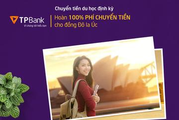 An tâm du học với sản phẩm tài chính TPBank