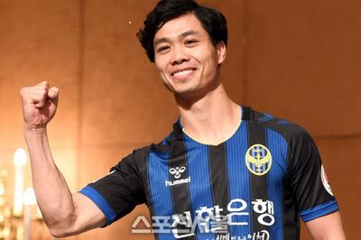 """Công Phượng quá """"nóng"""", KFA trực tiếp Incheon từ vòng 2 K-League"""