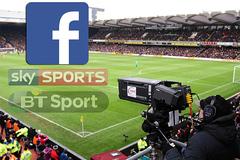 Facebook mất bản quyền phát sóng giải Ngoại hạng Anh tại Việt Nam