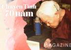 Chuyện tình 70 năm và bài thơ ứa nước mắt ngày chia xa