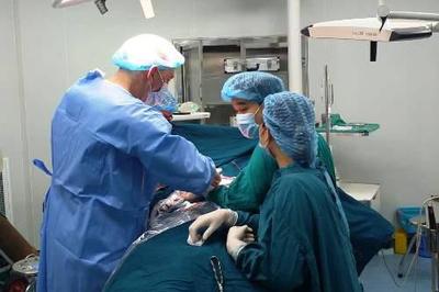 Người đàn ông ở Quảng Bình  bị ung thư vú giai đoạn cuối