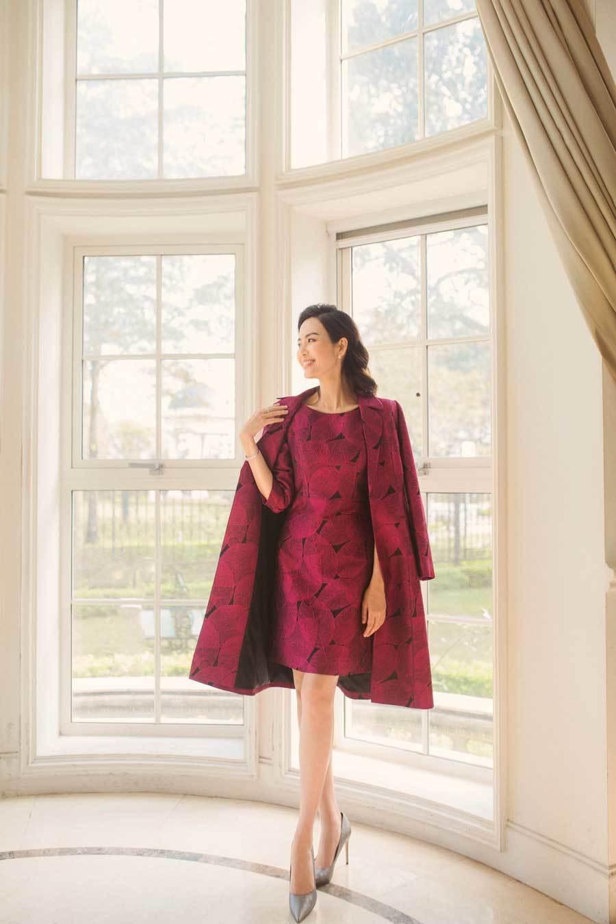 Hoa hậu Thu Thủy: Tôi đánh giá một ai đó bằng khả năng kiếm tiền
