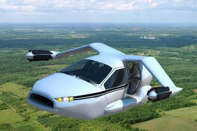 Malaysia sắp ra mắt ô tô bay