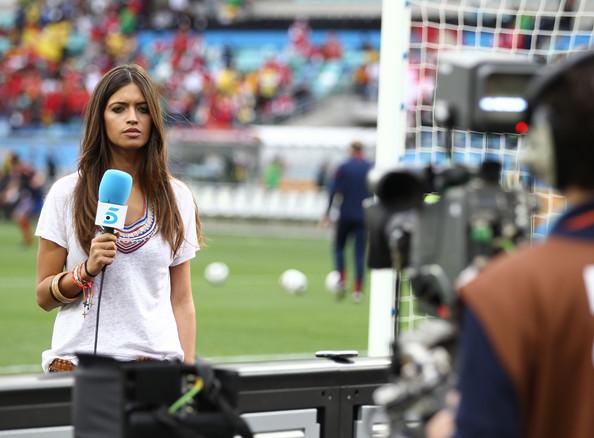Nhan sắc nữ phóng viên thể thao gợi cảm nhất hành tinh