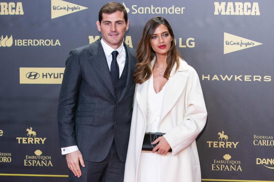 Sara Carbonero,Iker Casillas